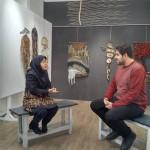 آثار جدید زهرا رسول زاده+تصاویر